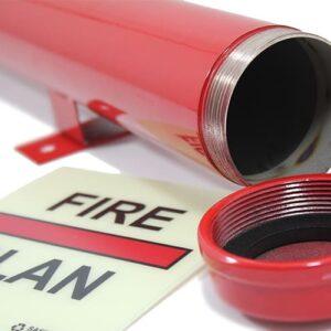 Fire Plan Holders