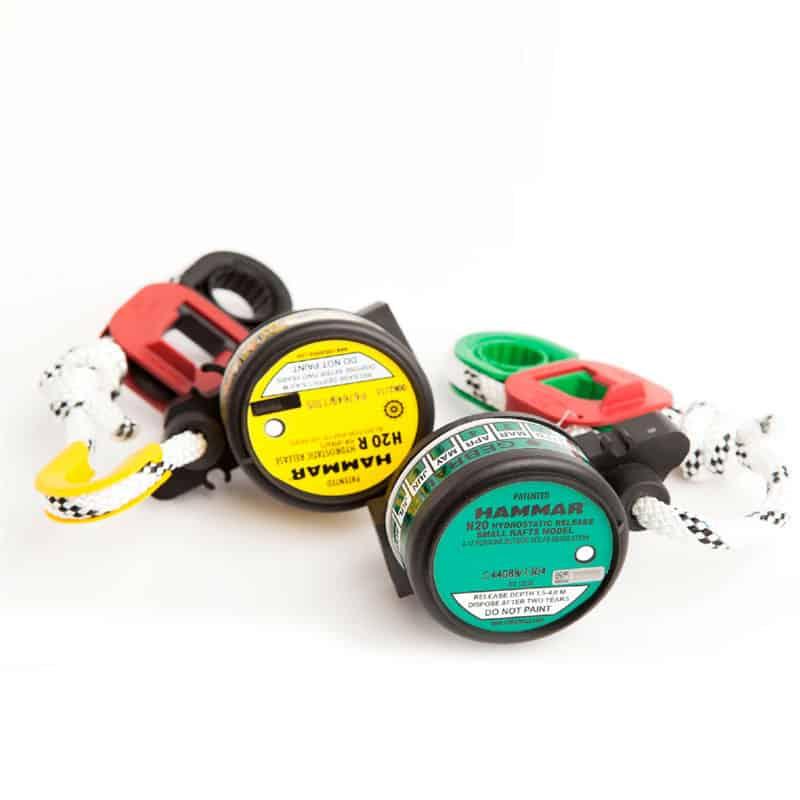 Hydrostatic Release units