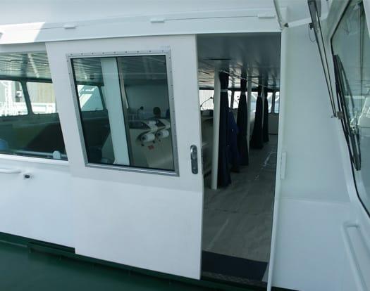 Marine Doors