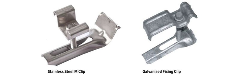 Fasteners-clips