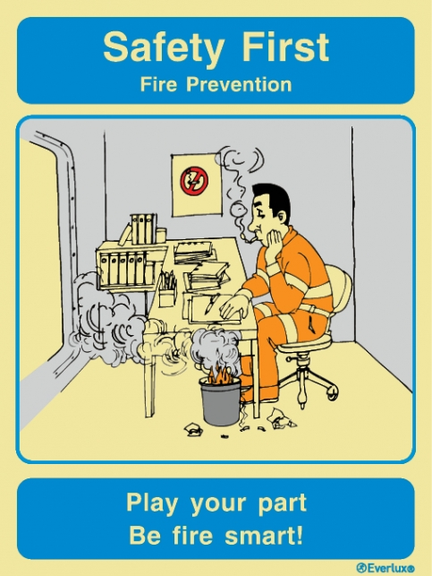 General safety awareness notices